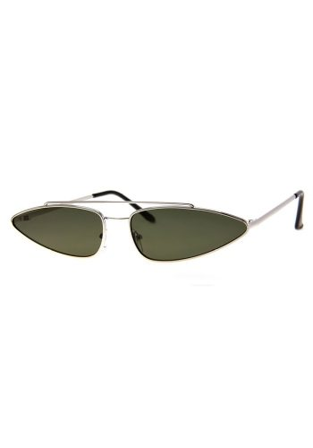 AJ MORGAN PINCER SUNGLASSES - SILVER