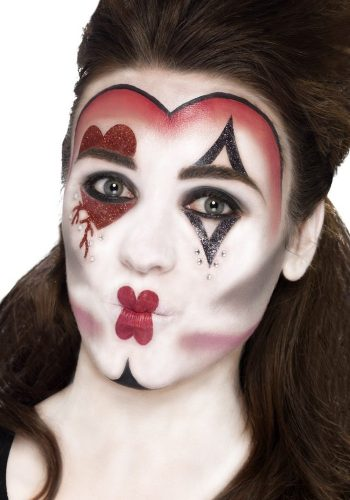 QUEEN OF HEARTS MAKEUP KIT