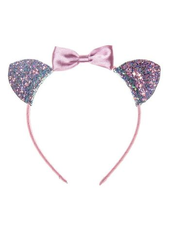 ROCKAHULA SUKI CAT EAR HEADBAND - PINK