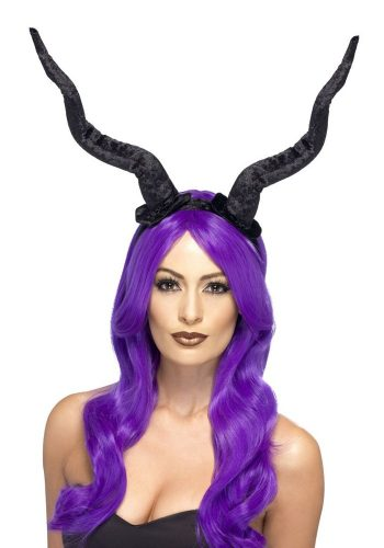 DEMON HORNS HALLOWEEN HEADBAND