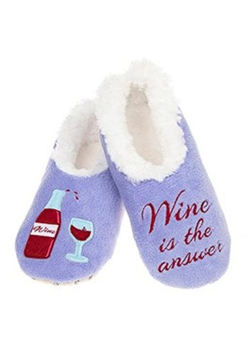 SNOOZIES - WINE IS THE ANSWER