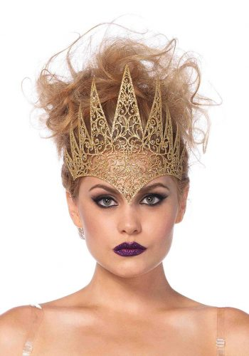 Leg avenue DIE CUT ROYAL CROWN - GOLD