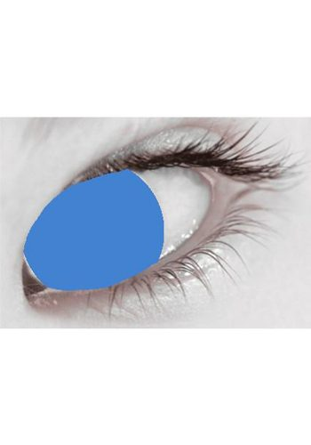 MESMEREYES ONE DAY CONTACT LENSES - BLUE BLIND