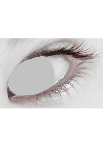 MESMEREYES ONE DAY CONTACT LENSES - GREY BLIND