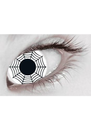 MESMEREYEZ ONE DAY CONTACT LENSES - SPIDER