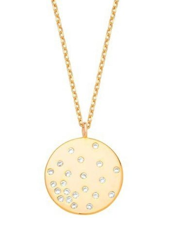 ESTELLA BARTLETT DIFFUSION NECKLACE - GOLD PLATED