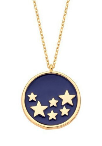 ESTELLA BARTLETT STARBURST NECKLACE - GOLD PLATED