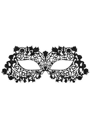 FACE LACE - MUSETRESS - BLACK