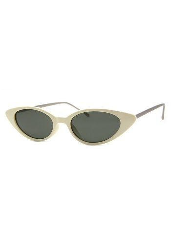 A J MORGAN AVA SUNGLASSES - CREAM