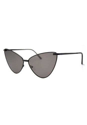 A J MORGAN SISSY SUNGLASSES - BLACK