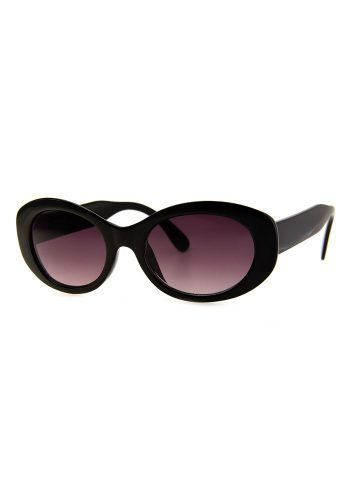 A J MORGAN BACK SEAT SUNGLASSES - BLACK
