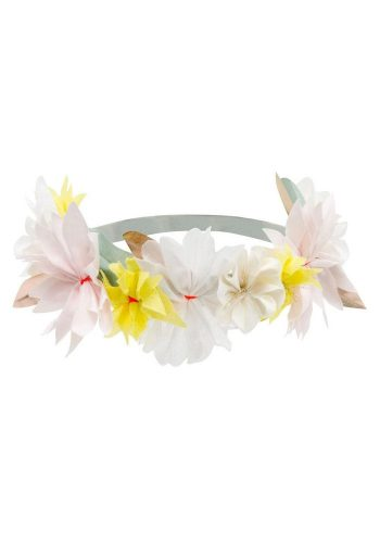 MERI MERI FABRIC BLOSSOM HAIRBAND