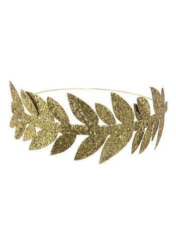MERI MERI GOLD LEAF PARTY PARTY CROWNS