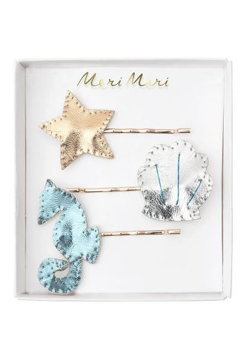 MERI MERI UNDER THE SEA HAIR SLIDES