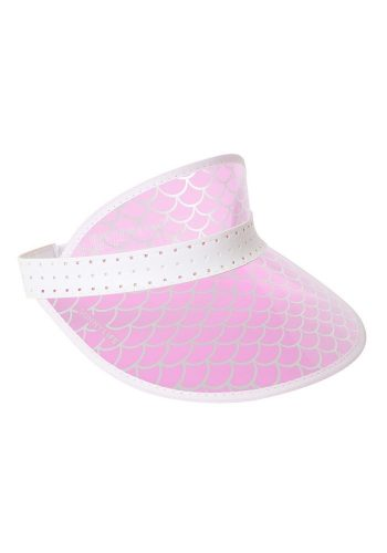 SUNNYLIFE RETRO SUN VISOR - MERMAID