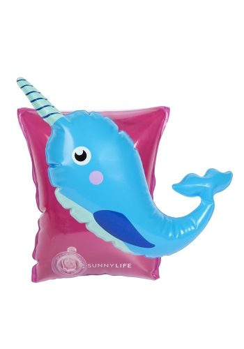 SUNNYLIFE FLOAT BANDS - NARWHAL