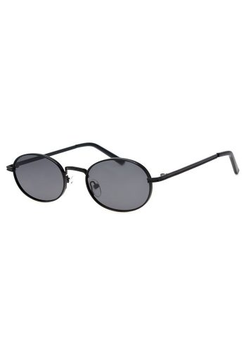 A J MORGAN PROSPECTOR SUNGLASSES - BLACK