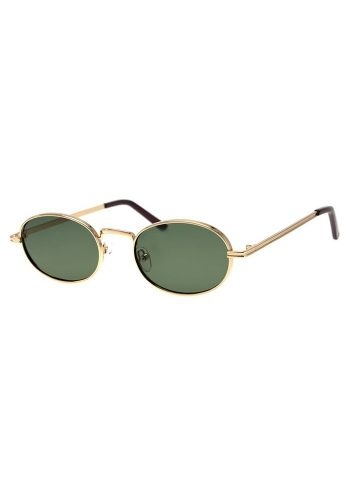 A J MORGAN PROSPECTOR SUNGLASSES - GOLD