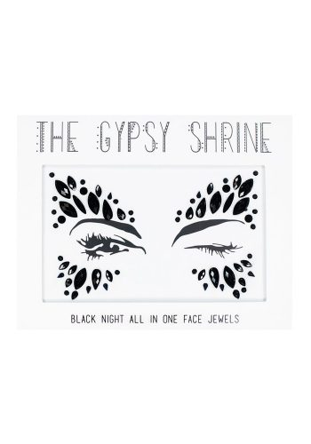 THE GYPSY SHRINE ALL IN ONE FACE GEMS - BLACK NIGHT