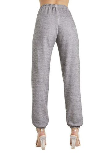 WILDFOX IN LOVE EASY SWEATS - HEATHER