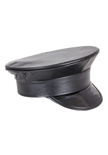FESTIVAL POLICE HAT - MATT BLACK