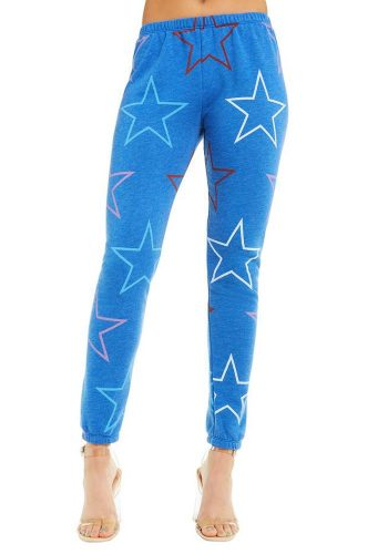 WILDFOX STARLIGHT KNOX PANTS - SLATE