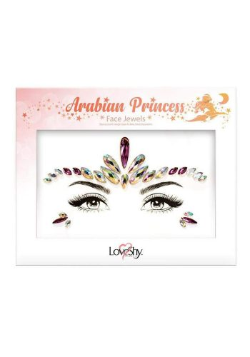 LOVESHY FACE GEMS - ARABIAN PRINCESS