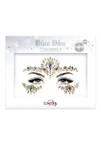LOVESHY FACE GEMS - DISCO DIVA