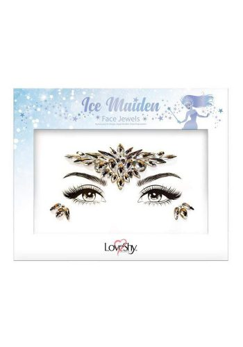 LOVESHY FACE GEMS - ICE MAIDEN