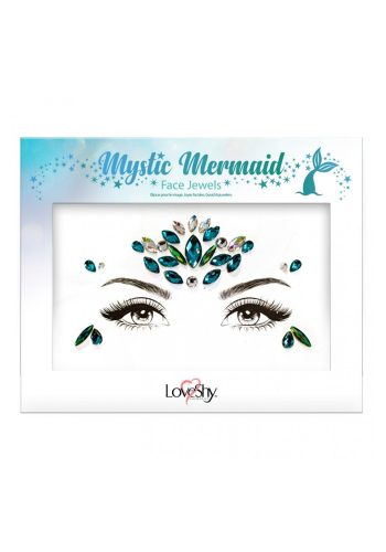 LOVESHY FACE GEMS - MYSTIC MERMAID