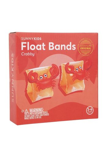 SUNNYLIFE FLOATS BANDS - CRABBY
