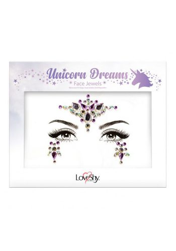 LOVESHY FACE GEMS - UNICORN DREAMS