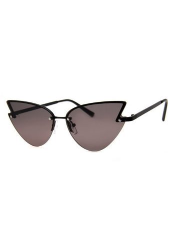 A J MORGAN PERKY SUNGLASSES - BLACK
