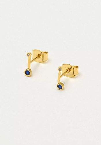 ESTELLA BARTLETT MEMPHIS EARRING - GOLD PLATED