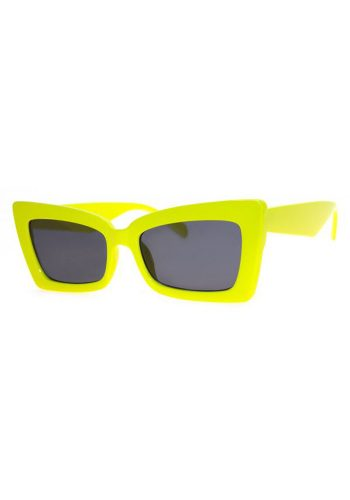 A J MORGAN BIG BOSS SUNGLASSES - YELLOW