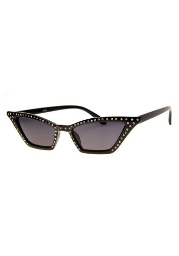 A J MORGAN LETHAL SUNGLASSES - BLACK