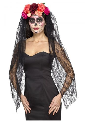 Accessories - Deluxe Day of the Dead Headband