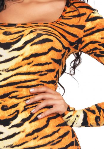 LEG AVENUE Wild Tigress Catsuit