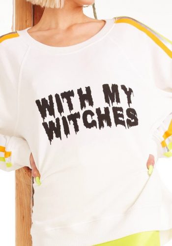 Wildfox With My Witches Sommers Sweatshirt