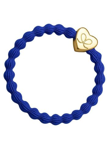 ByEloise Gold Heart | Royal Blue