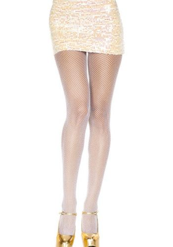 Classic seamless fishnet tights
