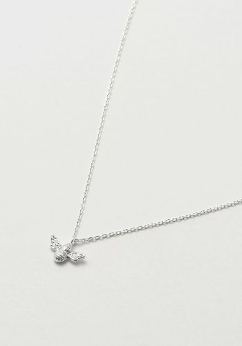 Estella Bartlett Bee Necklace - Silver