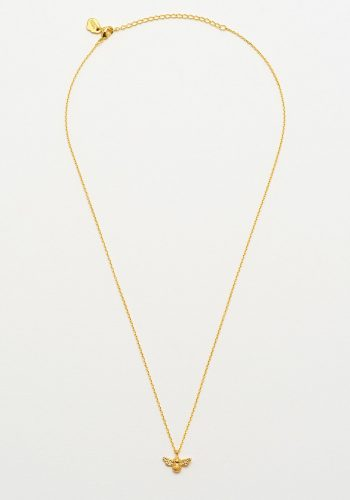 Estella Bartlett Bee Necklace - Gold