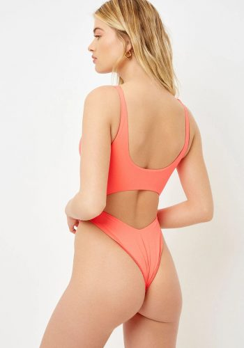 Frankies Bikinis Emma one piece - Coral