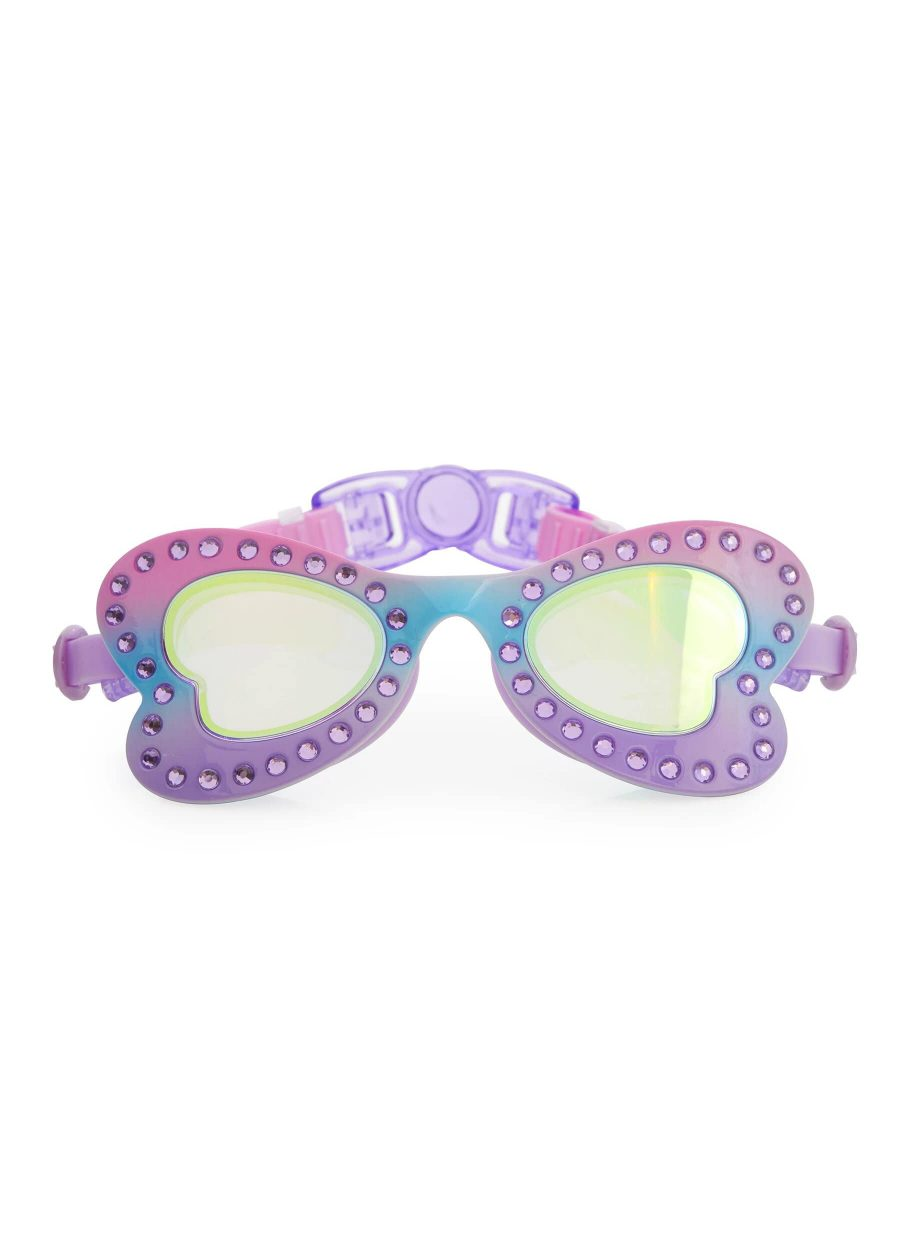 Bling2o – Pink Berry Flutter By Swimming Goggles
