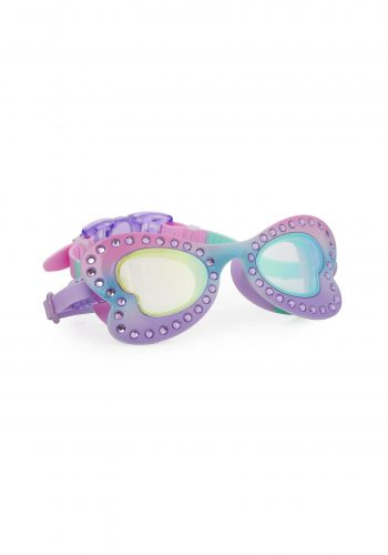 Bling2o - Pink Berry Flutter By Swimming Goggles