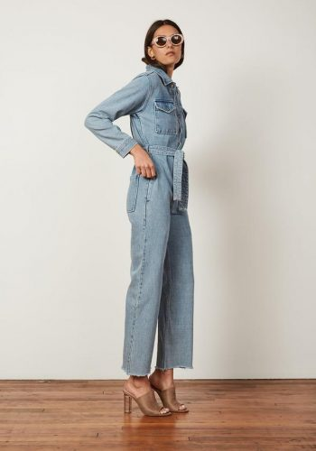 Boyish Jeans The Guy Jumpsuit - General Blue