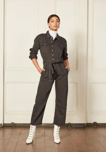 Boyish Jeans The Guy Jumpsuit - Servant Grey
