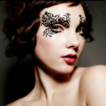 Face Lace – EYES: FLEURTY