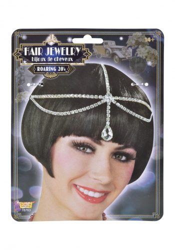 Roaring 20's Diamante Hair Jewel